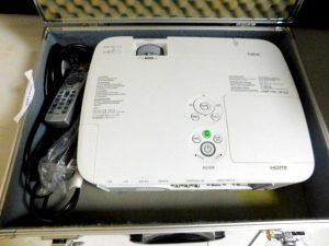 NEC M230X LCD PROJECTOR***