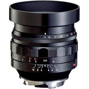 VOIGTLANDER N0KTON 50mm f1.1 VM LENS-new