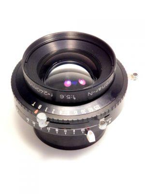 RODENSTOCK SIRONAR-N 240mm f5.6 MC LENS***