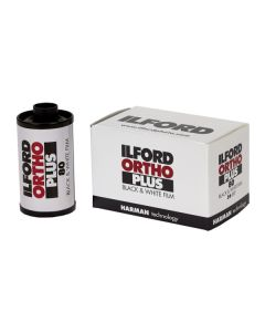 ILFORD ORTHO PLUS 35mm /36exp FILM