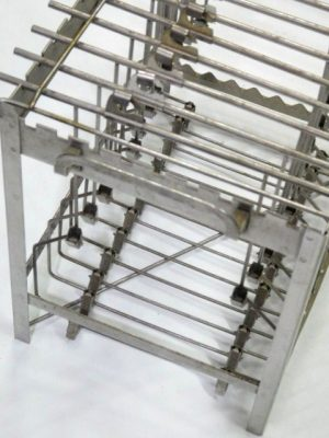 KODAK 5X4(12) LONG FILM HANGERS+CAGE***