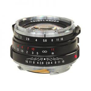 VOIGTLANDER NOKTON VM 40mm f1.4 MC LENS-New