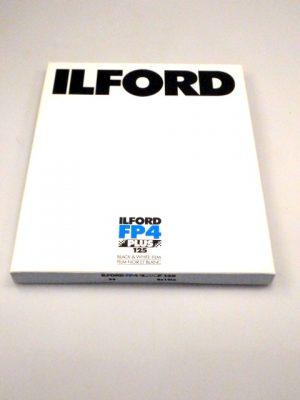 ILFORD FP4 8X10(25)