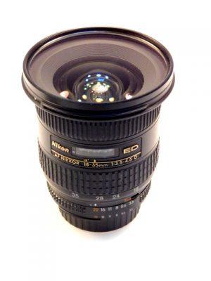 NIKON AF NIKKOR ED 18-35mm f3.5-405 D LENS***