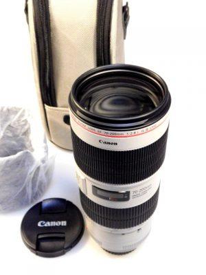 CANON EF 70-200mm f2.8 L IS III USM unused***