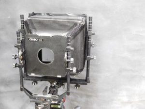 CAMBO 8X10 CAMERA*+ SCHNEIDER SYMMAR-S 240mm f5.6 LENS***