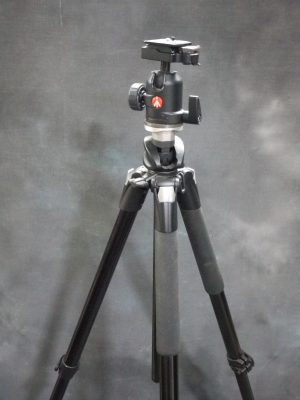 MANFROTTO 055 X PRO 55B WITH 488RC2 HEAD
