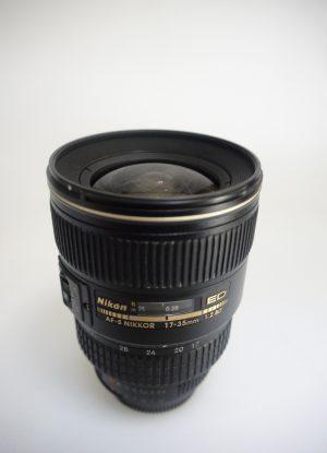NIKON AF-S Nikkor 17-35mm f/2.8 D**