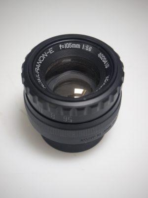 KOMURANON-E 105mm f5.8 LENS***