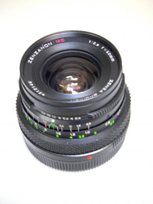 BRONICA ETRS 50mm f2.8 LENS***