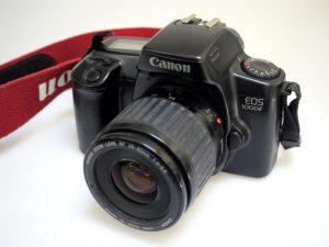 CANON 1000F+35-80 f4-5.6 LENS***