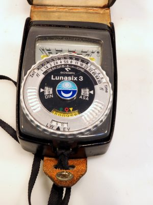 LUNASIX 3 LIGHTMETER**