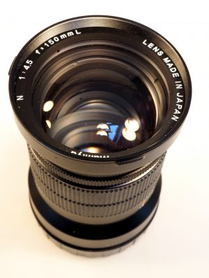 MAMIYA 7 150mm f4.5 LENS***