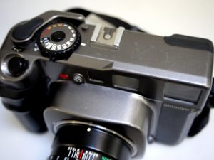 MAMIYA 7+80mm f4 LENS**