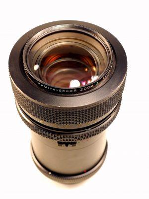 MAMIYA RZ 100-200mm f5.2 LENS*