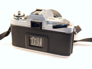 MINOLTA X300+ZUNON 28-70mm f3.8-4.8 LENS***