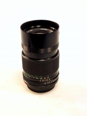 CANON 135mm f3.5 LENS***