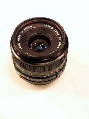 CANON 35mm f2.8 LENS***