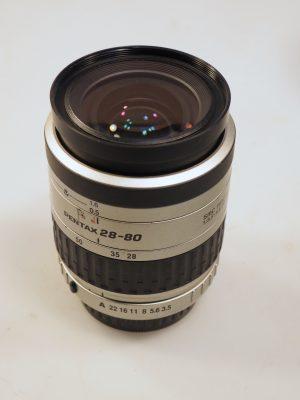 PENTAX 28-80mm f3.5 -5.6 SMC LENS***