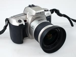 MINOLTA DYNAX 505SI SUPER*** (BOXED) WITH MINOLTA 20-80mm f/3.5-5.6 AF***