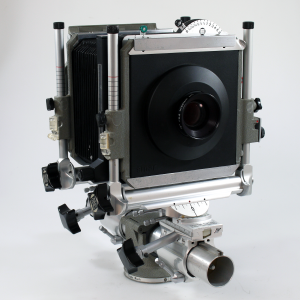 SINAR NORMA 4X5 MONORAIL CAMERA*** WITH SINAR SHUTTER*** AND SINAR SINARON 150mm f/5.6 MC LENS***