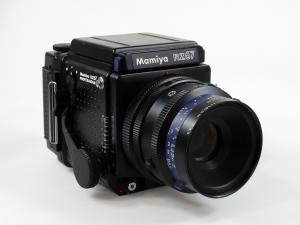 MAMIYA RZ67*** WITH MAMIYA MACRO Z 140mm f/4.5***