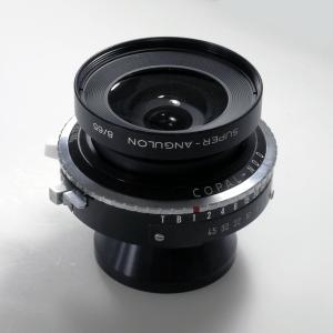 SCHNEIDER SUPER-ANGULON 65mm f/8***