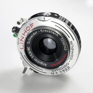 SCHNEIDER ANGULON LINHOFF 90mm f/6.8***