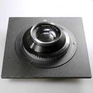 SCHNEIDER SYMMAR 150mm f/5.6 LENS ON SINAR DB LENS BOARD***