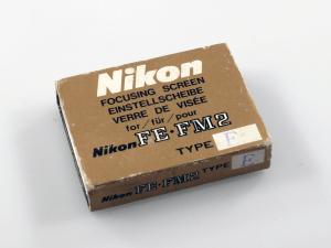 NIKON FE/FM2 E-TYPE FOCUSSING SCREEN***