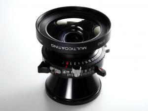 SCHNEIDER SUPER-ANGULON 90mm f/8***